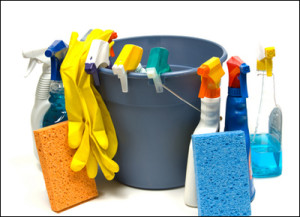 fönsterputsning samt städmaterial ingår i priserna