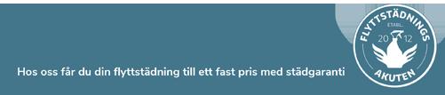flyttstädningsakuten i jönköping slogan